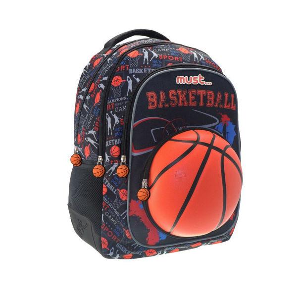 Must Σακίδιο Πλάτης Basketball 3D (000579804)