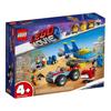 "Lego The Movie 2 Emmet & Bennys ""Build & Fix"" Workshop (70821)"