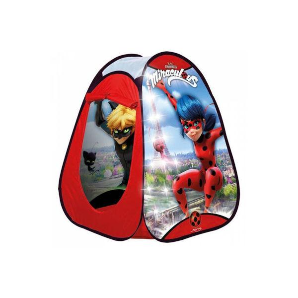 Σκηνή Miraculous Ladybug My Starlight Pop Up Με Φως (76012)