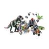 Playmobil Dinos Ηφαίστειο Mε Δεινόσαυρους & Εξερευνητές (70327)