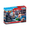Playmobil Police Action Κλέφτης και Αστυνόμος (70461)