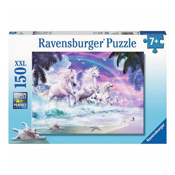 Ravensburger Puzzle 150τεμ Unicorns On The Beach (10057)