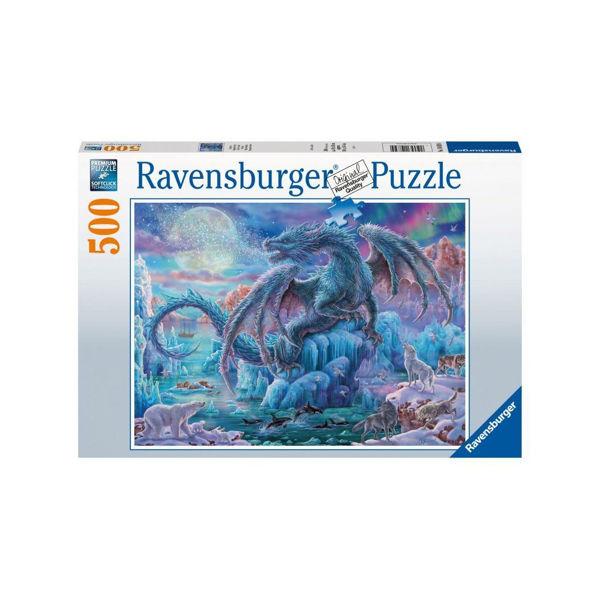 Ravensburger Puzzle Mystic Dragons 500τεμ (14839)