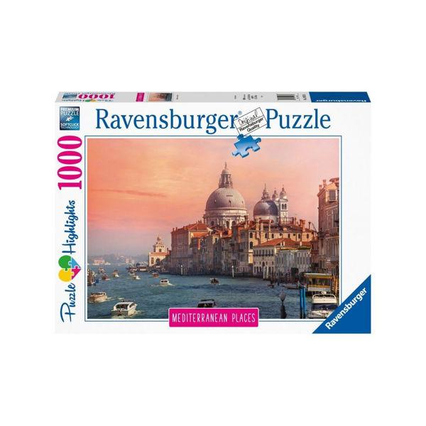 Ravensburger Puzzle 1000τεμ Mediterranean Italy (14976)