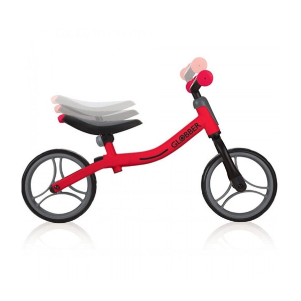 Globber Go Bike Ποδήλατο Ισορροπίας Red (610-102)