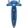 Globber Scooter Primo Foldable Fantasy Lights Racing Navy Blue 3 Ρόδες (434-100)