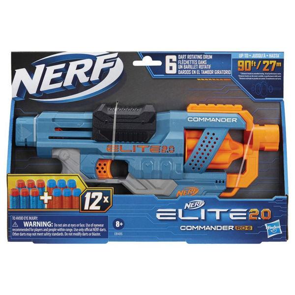 Nerf Elite 2.0 Commander Rd-6 (E9485)