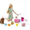 Barbie & Σκυλάκια Πάρτυ Γενεθλίων (GXV75)
