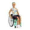 Barbie Ken Με Αναπηρικό Αμαξίδιο (GWX93)