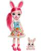 Enchantimals Μεγάλη Κούκλα Bree Bunny & Twist (FRH52)