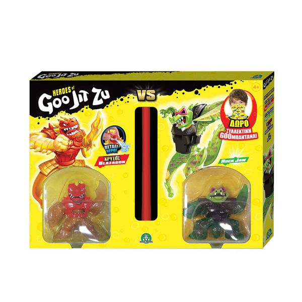 Λαμπάδα Goo Jit Zu (GJT17000)