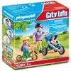 Playmobil City Life Μαμά & Παιδάκια (70284)
