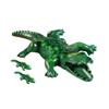 Playmobil Family Fun Αλιγάτορας Με Τα Μωρά Του (70358)