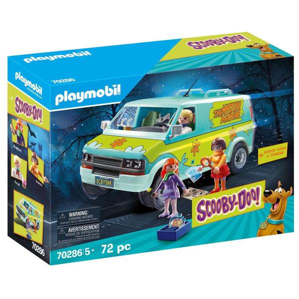 Playmobil Scooby-Doo Ban Mystery Machine (70286)