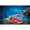 Playmobil Πυροσβεστικό Όχημα Με Σκάλα & Καλάθι Διάσωσης (9463)