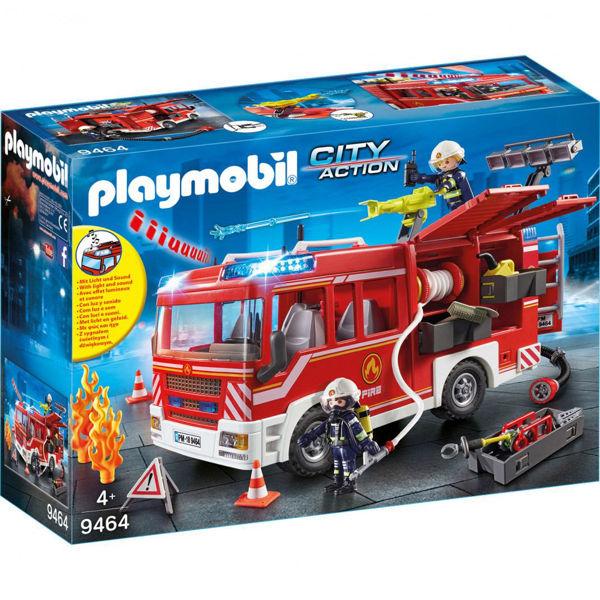 Playmobil Πυροσβεστικό Όχημα (9464)