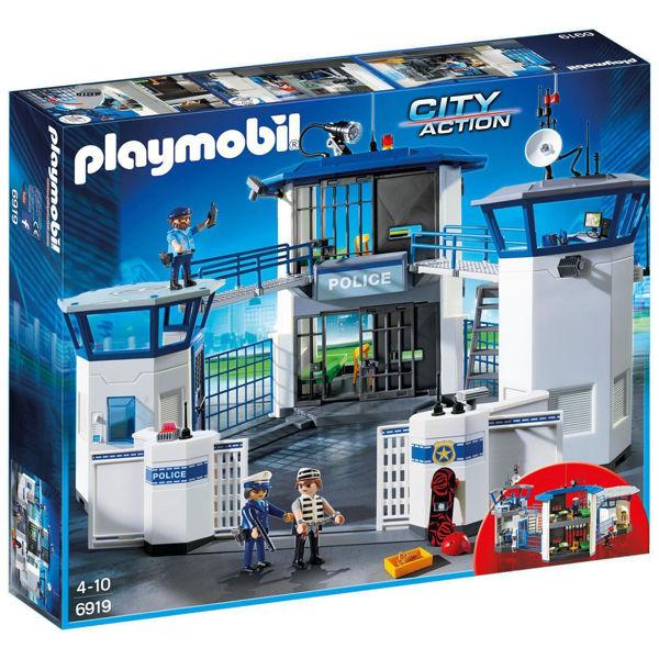 Playmobil Αρχηγείο Αστυνομίας και Φυλακή Ασφαλείας (6919)