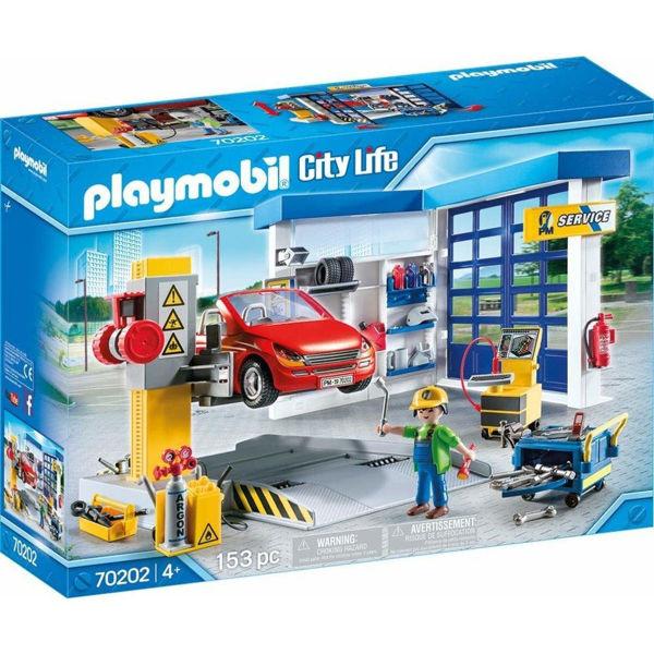 Playmobil Συνεργείο Αυτοκινήτων (70202)