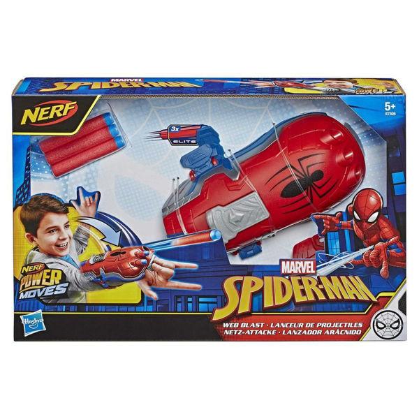 Nerf Power Moves Spiderman Web Blast (E7328)