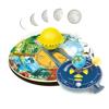 Clementoni Μαθαίνω & Δημιουργώ Πλανήτης Από Ανακυκλωμένα Υλικά (1026-63299)