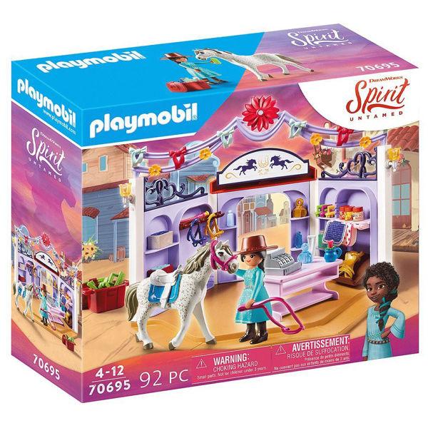 Playmobil Spirit Κατάστημα Ιππασίας Στο Miradero (70695)