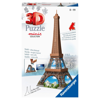 Ravensburger Puzzle 3D Mini Collections Eiffel Tower (12536)