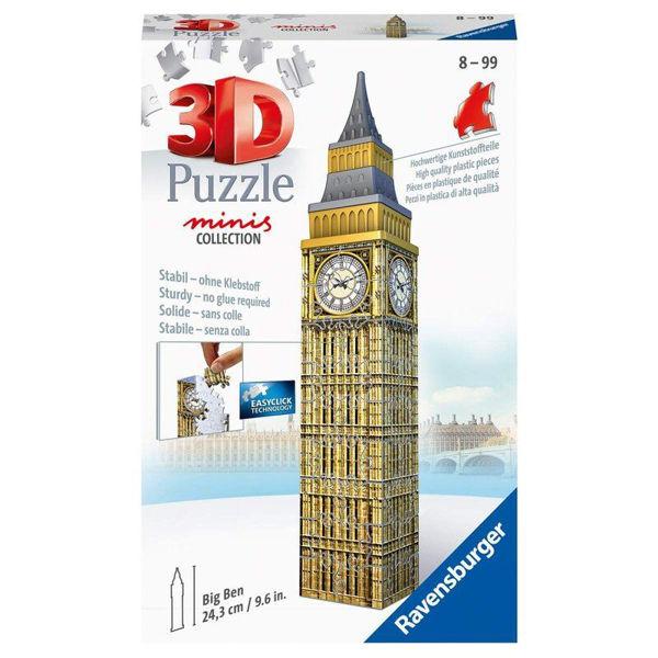 Ravensburger Puzzle 3D Mini Collections Big Ben (11246)