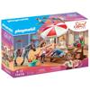 Playmobil Spirit Υπαίθριο Ζαχαροπλαστείο Στο Miradero (70696)