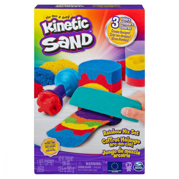Kinetic Sand Ουράνιο Τόξο (6053691)