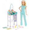 Barbie Παιδίατρος (GKH23)