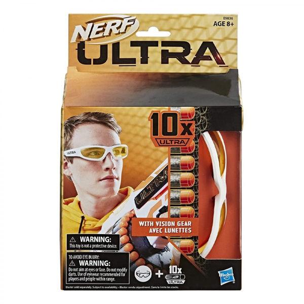 Nerf Ultra Vision Gear & 10 Darts (E9836)