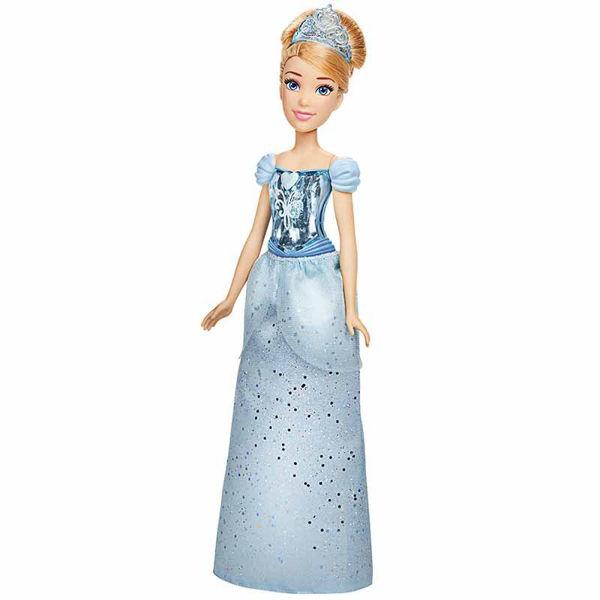 Disney Princess Κούκλα Royal Shimmer 3 Σχέδια (F0881)