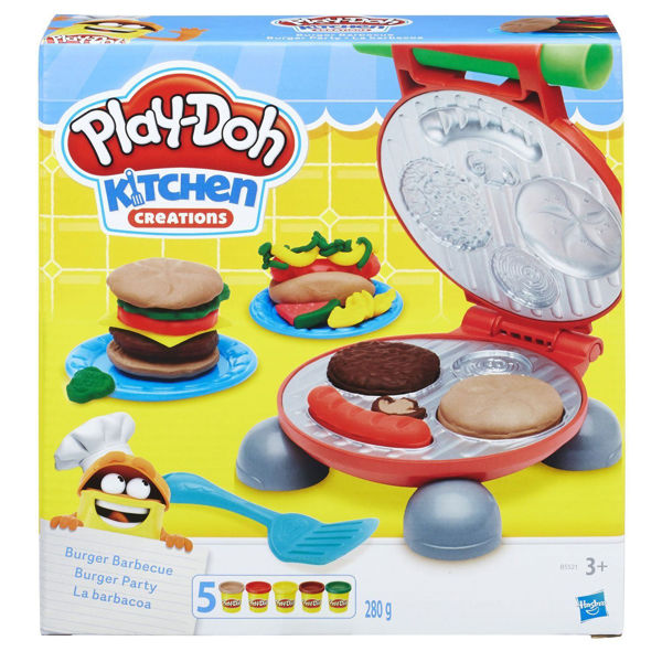 Play-Doh Burger Set (B5521)