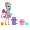 Enchantimals Royals Deanna Κούκλα & Οικογένεια Δράκοι (GYJ08)