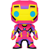Funko Pop! Vinyl-Iron Man Black Ligth (Marvel) (649)
