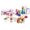 Playmobil Dollhouse Υπνοδωμάτιο Με Ατελιέ Ραπτικής (70208)