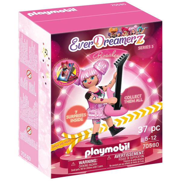 Playmobil EverDreamerz Series 3 Rosalee Music World (70580)
