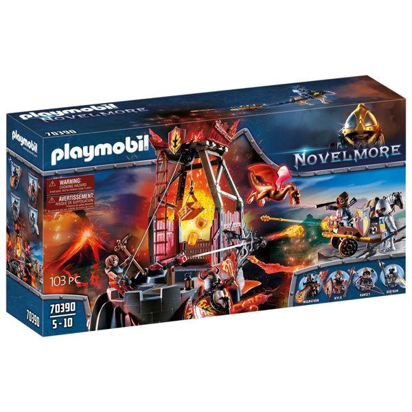 Playmobil Novelmore Ορυχείο Λάβας (70390)