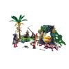 Playmobil Κρυσφήγετο Πειρατών (70414)