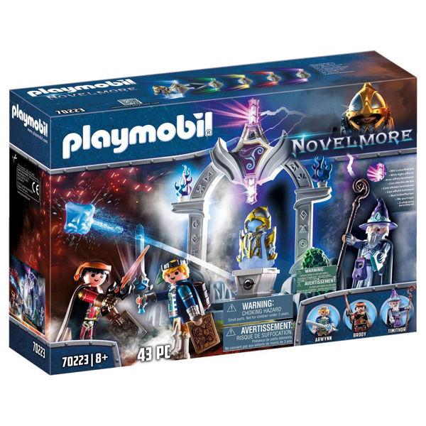 Playmobil Novelmore Ιερό Της Μαγικής Πανοπλίας (70223)
