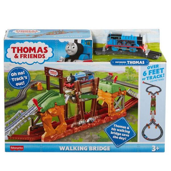 Thomas & Friends Κινητή Γέφυρα (GHK84)