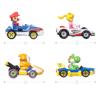 Hot Wheels Mario Kart Αυτοκίνητα 4τεμ (GWB38)