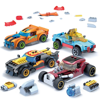 Mega Bloks Hot Wheels Επική Πρόκληση 485τεμ (GVM13)