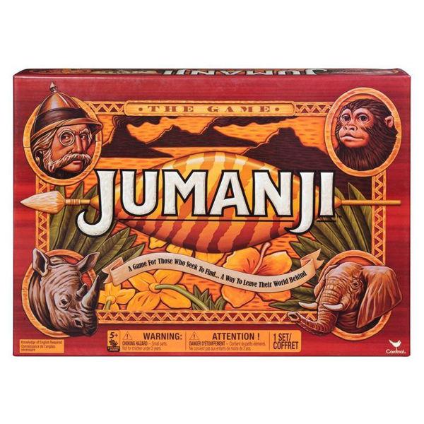 Jumanji Επιτραπέζιο (605739)