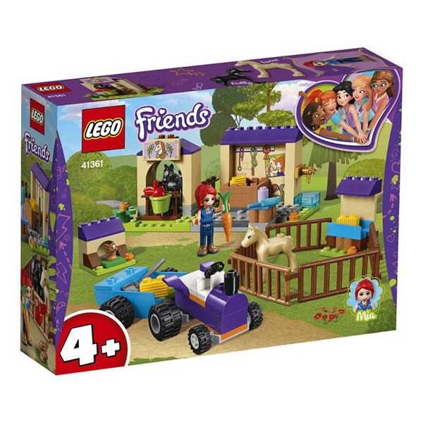 Lego Friends Mias Foal Stable (41361)