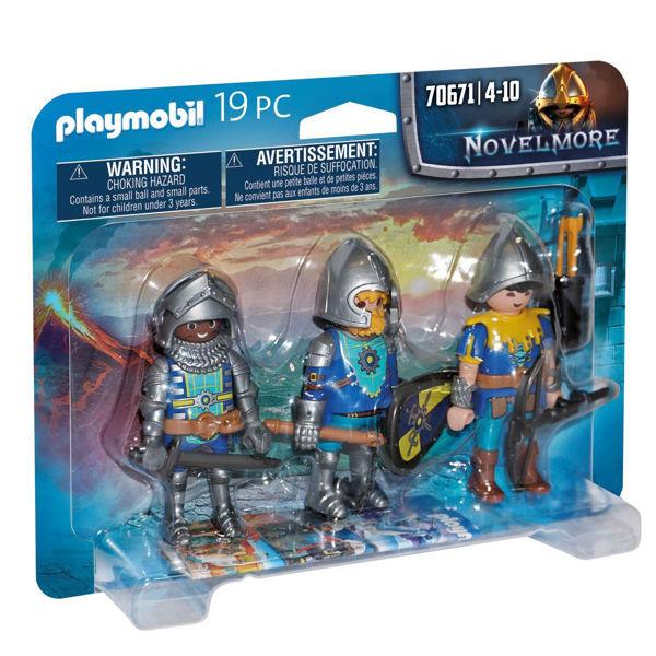 Playmobil Novelmore Ιππότες Του Νόβελμορ (70671)