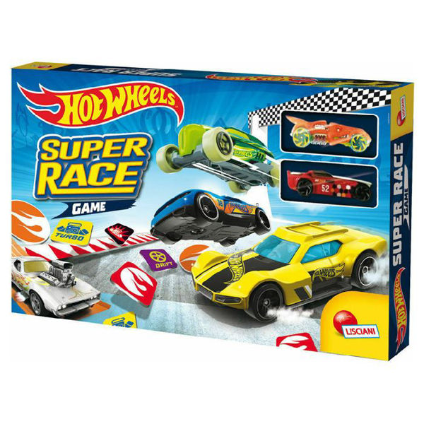 Hot Wheels Super Race (84401)