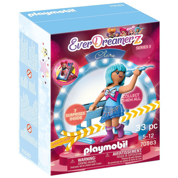 Playmobil EverDreamerz Series 3 Clare Music World (70583)