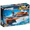 Playmobil Κατασκοπευτικό Σκάφος Της Spy Team (70002)