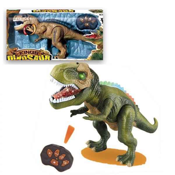 Δεινόσαυρος T-Rex Τηλεκατευθυνόμενος Με Ήχο & Φως (29161)